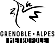 Logo Metropole noir